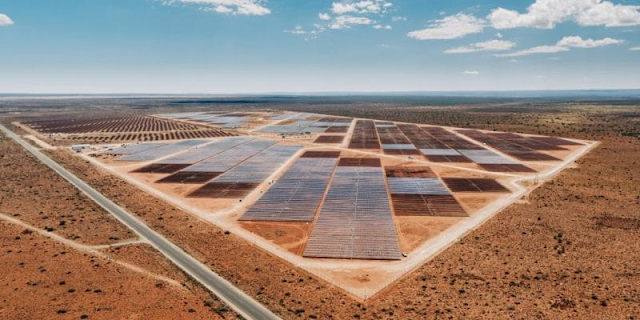 SOUTH AFRICA: Greefspan II solar power plant starts commercial operations