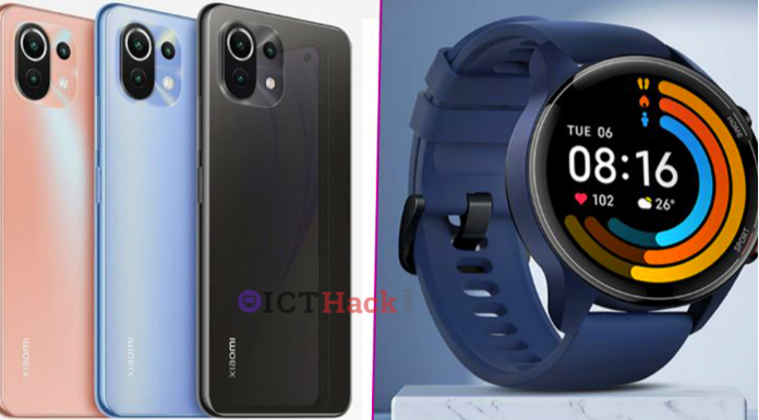 Mi 11 Lite and Mi Watch Revolve Active find out the Price and Specifications