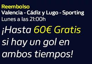 william hill Reembolso hasta 60€ 4-1-2021