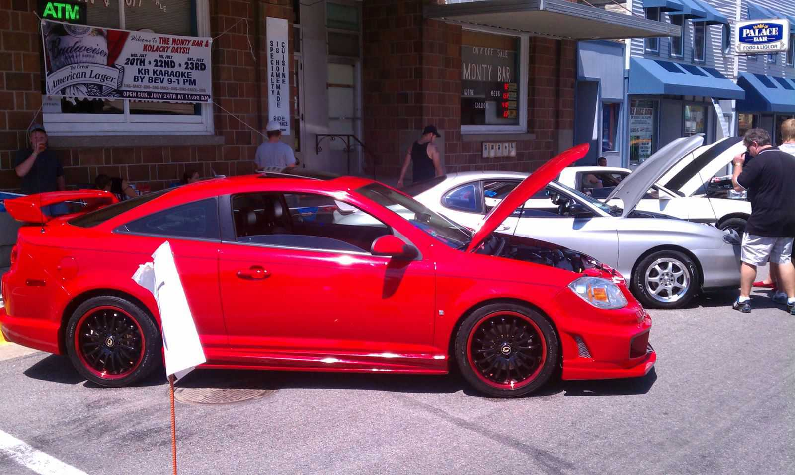 Chevrolet Bcobalt Bss Bconvertible Bmodified