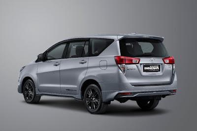 Spesifikasi Lengkap Mobil Toyota Innova TRD Sportivo