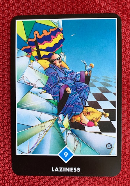 Mother-Tarot-9-of-cups-Osho-Zen-Tarot-9-of-water-weight-loss-Tarot-journal