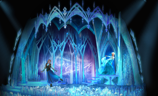 Disneyland Paris Media Expo 2020 Enchanted Frozen: A Musical Invitation 巴黎迪士尼樂園