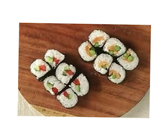 How to make sushi at home step by step