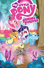 MLP Friends Forever Paperback #8 Comic Cover A Variant