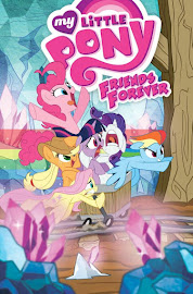 MLP Friends Forever Paperback #8 Comic