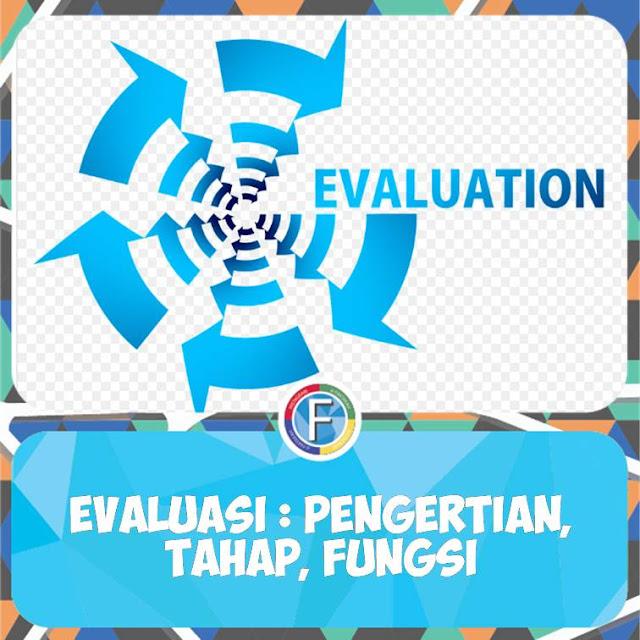 pengertian-evaluasi
