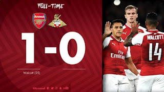 Arsenal vs Doncaster Rovers 1–0 Highlights - Piala Liga Inggris