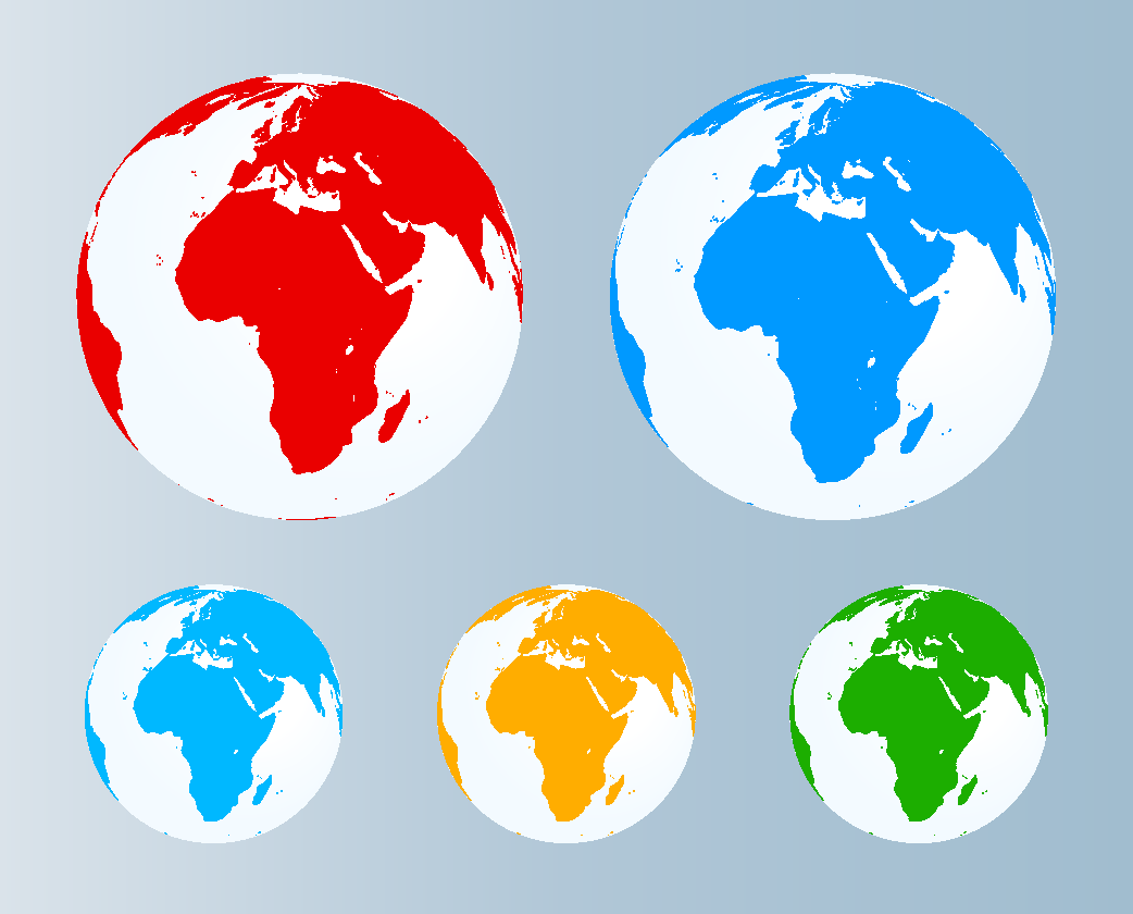 globes with world maps set 3D free download #globes #3D #maps #europe #world #national #graphics #earth #map #vectorart #graphic #illustrator #icon #icons #vector #design #country #graphicart #designer #logo #logos #photoshop #button #buttons #africa #illustration #socialmedia #symbol #abstractart