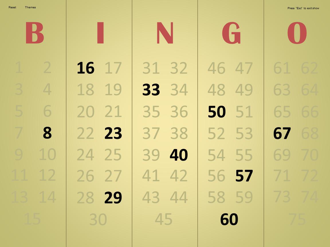 master - Bingo Master Board & Bingo Master Board PLUS BingoMasterBoardScreenshot2