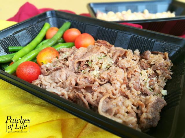Sizzlin' Steak Beef Belly Strips Tray