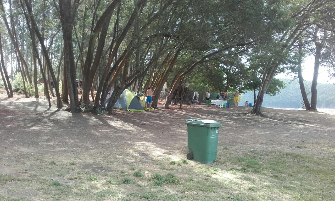Zona para acampar