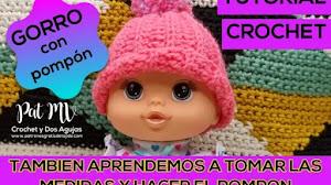 Cómo tejer un gorro mini para muñecas | Tutorial en video