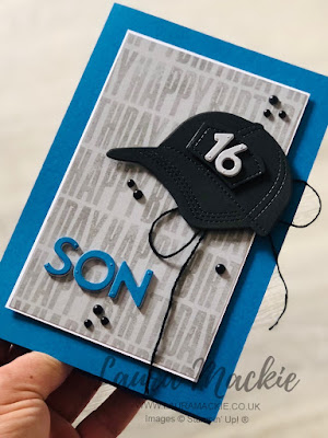 Stampin' Up! Hats Off