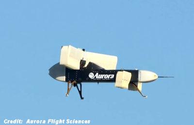 DARPA's Strange New 24-Motor Drone