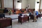 Sekwan Joins Langkun DPRD Minsel Mulai Terapkan Protokol Kesehatan