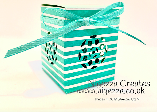 Mini Easter Egg Box 3 Springtime Foils