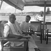 K. Santhanam says about Sardar Patel