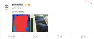 Oppo's Full-Screen Smartphone Appears in Leaked Photos, Will Become Oppo R11S?