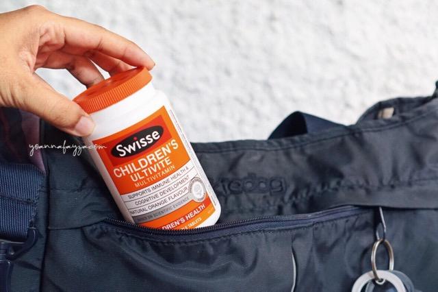 Swisse Children's Ultivite, Vitamin untuk daya tahan tubuh anak