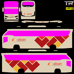 Livery Kalisari Avante