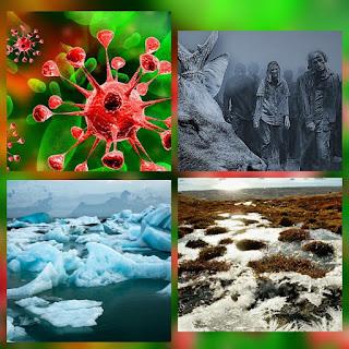 Los virus'zombies' y las enfermedades que han muerto hace mucho tiempo reviven debido al cambio climático.