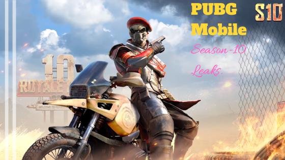 Pubg Mobile Season 10 Update Leaks New Emotes New