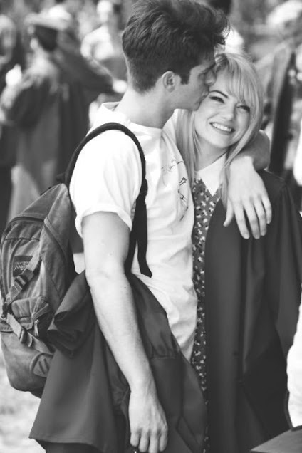 Emma Stone and Andrew Garfield - The cutest couple of the world