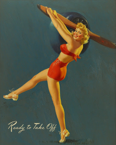 Al Buell pin up artist