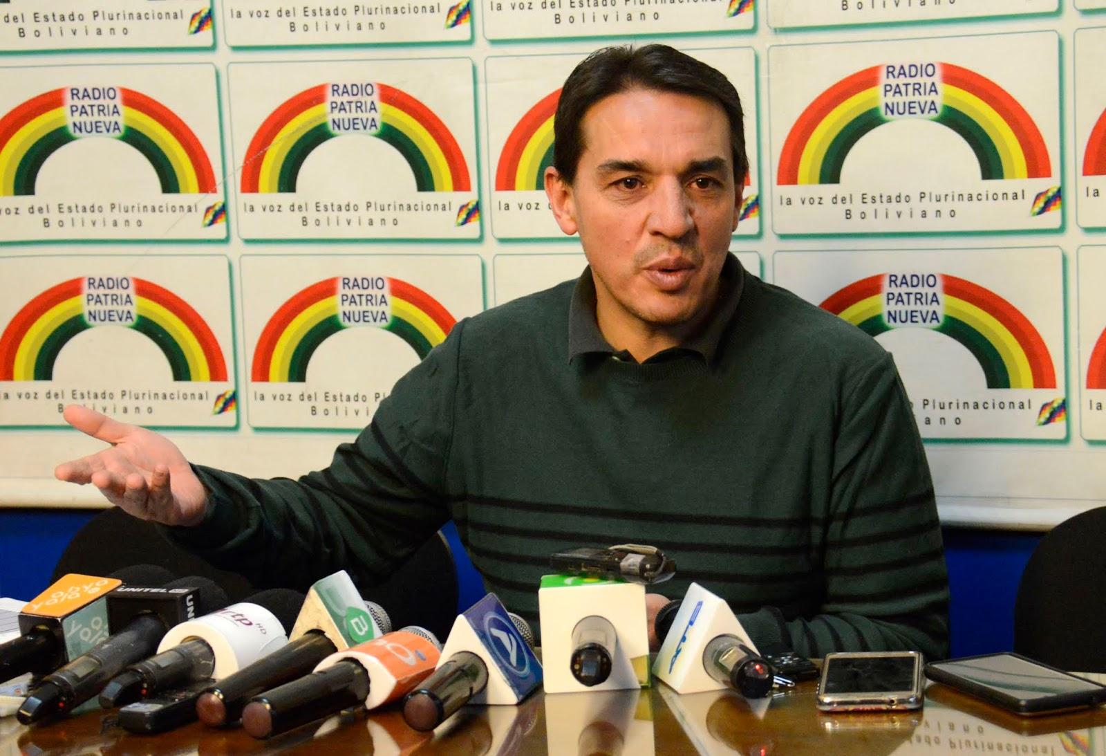 Guillén confirmó una pronta reunión con los empresarios privados / ABI