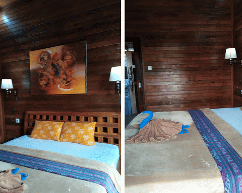 kamar lembongan tropical guest house