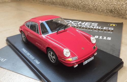 Porsche 911S 1968 coches inolvidables salvat