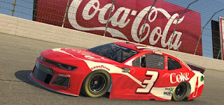 Coca-Cola becomes title sponsor of NASCAR's esports race