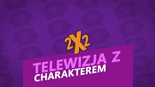 Logo programu 2x2 ze zwiastuna YouTube