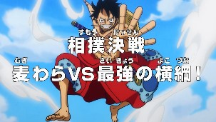 One Piece Episodio 903