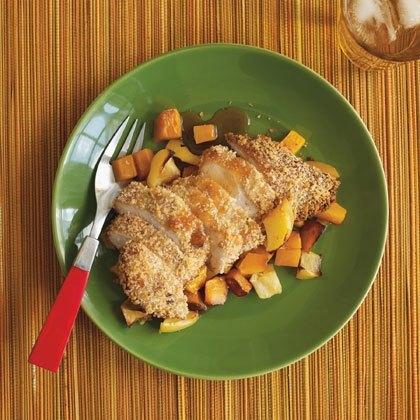 Sweet Autumn Chicken Recipe