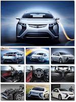 Opel Ampera L' Auto elettrica a noleggio