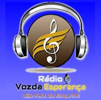Web Rádio Voz da Esperança de São Félix do Xingu PA