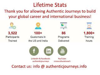 Authentic Journeys' Training