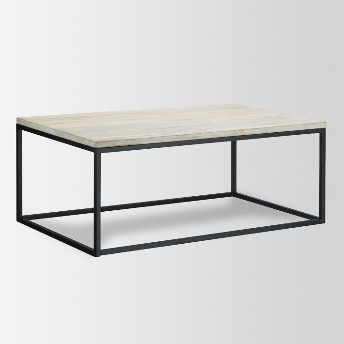 Copy Cat Chic: West Elm Box Frame Coffee Table