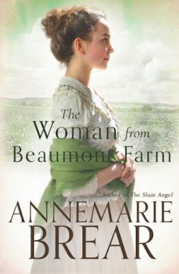 The Woman from Beaumont Farm by AnneMarie Brear book cover