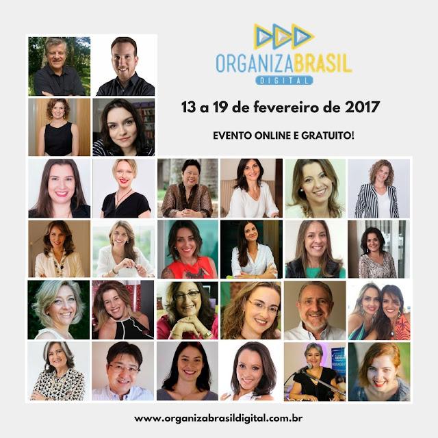 Vem aí... o 2º Organiza Brasil Digital!