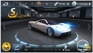 Download Game Crazy for Speed 2  Mod Apk For Android