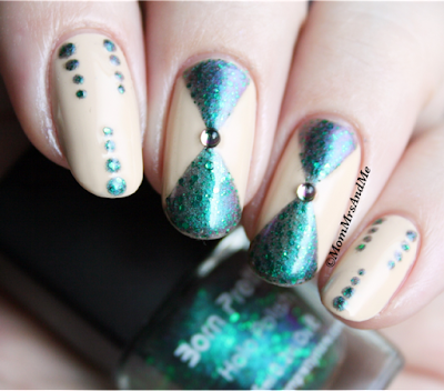 Born Pretty Store Chameleon Polish Swatch