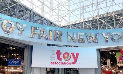 Новые игрушки 2020 Toy Fair New York
