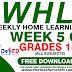 IDEA-BASED WHLP GRADES 1 TO 6 ALL SUBJECTS Q1