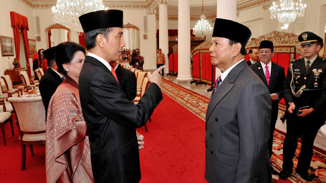 Jokowi Akan Bertemu Prabowo