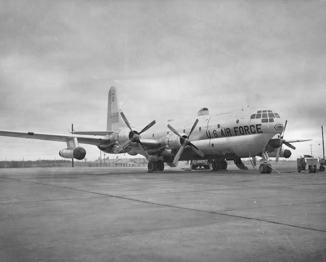 Boeing C-97 Stratofreighter