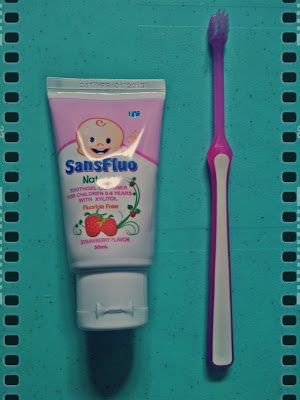 Oral Care : Sansfluo Review
