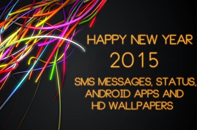Happy New Year Whatsapp Status And App 2015 Techocious